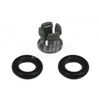 """Elkay 98164C Press In Fitting Replacement Kit 1/4"""""""