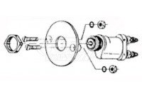 Sloan HY-1003-A Mounting Flange Kit