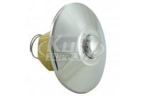 Sloan HY-111-A Conversion Metal Button Kit