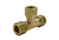 """Sloan ETF-259 3/8"""" Tee Compression Fitting"""