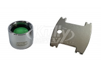 Zurn P6900-20J-GN Vandal-Resistant Laminar Flow Gooseneck Aerator 1.5 GPM
