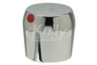 Zurn G61640 Single Hot Metering Handle - Hot