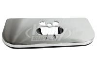 "Sloan EFX-20-A 4"" Trim Plate"