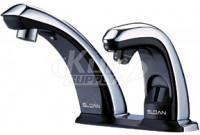 Sloan ESD-20080-CP-BDM-PLG Sensor Soap Dispenser