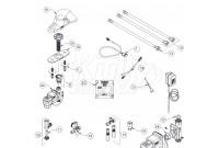 Zurn Z6955-XL-S Aqua-FIT Serio Faucet Parts Breakdown
