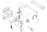 Zurn Z6930-XL AquaSense Faucet Parts Breakdown