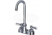 """Zurn Z812A1-XL AquaSpec 4"""" Centerset Faucet"""