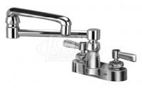 """Zurn Z812K1-XL AquaSpec 4"""" Centerset Faucet"""